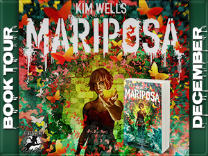 Mariposa Button