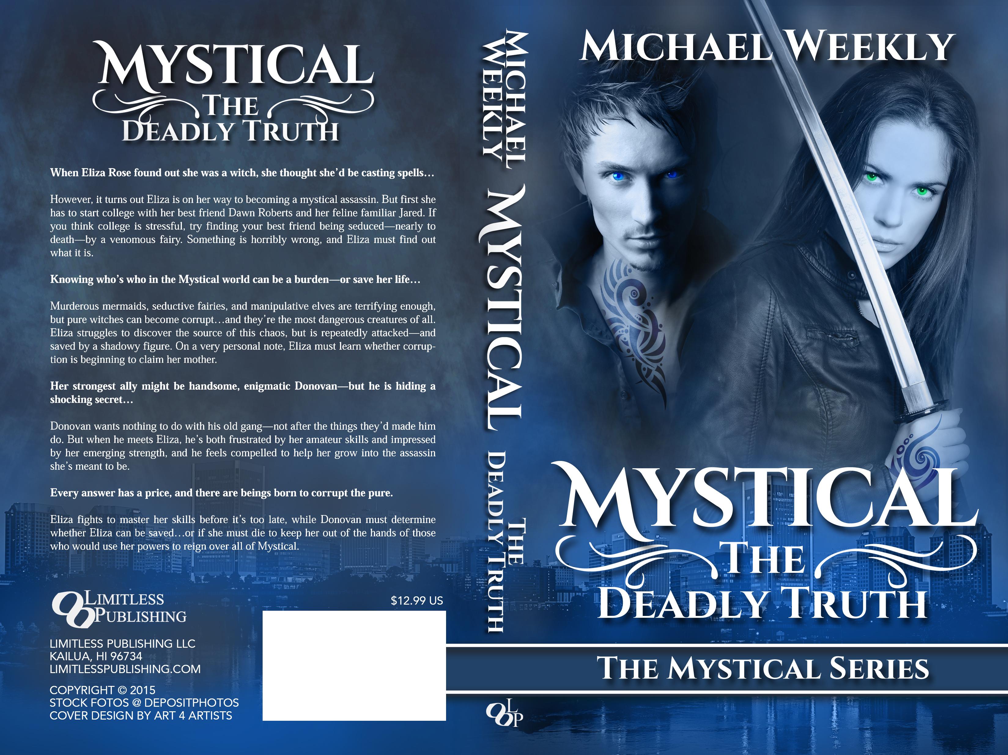 Mystical BC Wrap